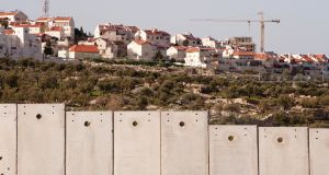 The Israeli settlement of Gilo, considered illegal under international law as it is built on occupied Palestinian territory. West Bank industries are small part of the Israeli economy, contributing some 2 per cent of its GDP.