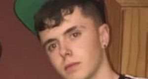 Tommy Fitzgerald (17) was last seen in Drogheda two weeks ago. Photograph: Garda Press Office