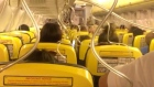 Inside the Ryanair flight that made an emergency landing