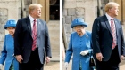 Trump's UK visit in 90 seconds