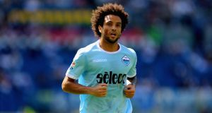 Brazilian forward Felipe Anderson has joined West Ham from Lazio. Photograph: Paulo Bruno/Getty