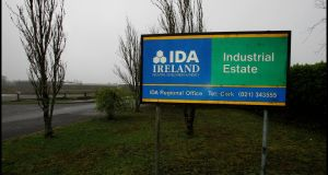"IDA's landholding currently amounts to 4,389 hectares, of which 3,219 hectares is occupied. IDA said the remaining 1,170 hectares is being ""actively marketed"". Photograph: David Sleator"
