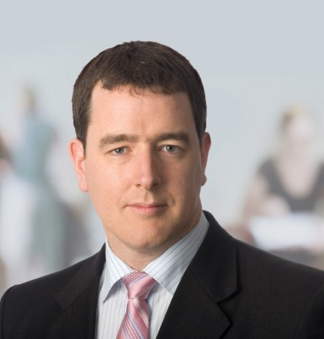 Michael McCarthy, Chief Executive of the Irish Solar Energy Association