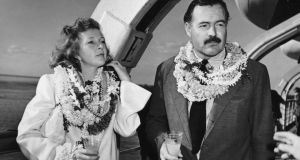 "Martha Gellhorn on her husband, Ernest Hemingway: ""A man must be a very great genius to make up for being such a loathsome human being."" Photograph: Hulton/Getty"