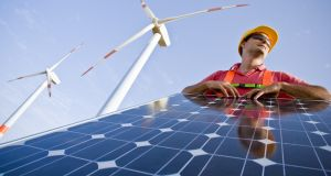 In Germany 31 per cent of renewable energy production is owned by its citizens. Photograph: iStock