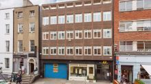 Building with fronting on two D2 streets sells for €1m above guide