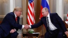 Trump tells Putin he hopes for 'extraordinary relationship'