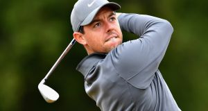 Rory McIlroy's British Open starts on Thursday afternoon alongside Marc Leishman and Thorbjørn Olesen. Photograph: Stuart Franklin/Getty