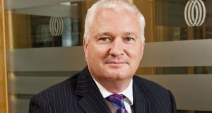 John Moran of JLL: cited steady sustainable returns across all property sectors