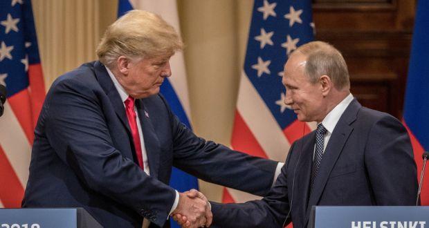 Trump-Putin meeting: Edited transcript of Helsinki press conference