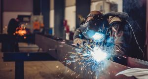 Metal fabricators manufacture and install metallic systems including tanks and boilers, piping systems, pressure vessels and more. Photograph: iStock