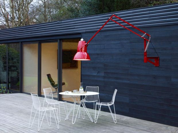 Outdoor lighting Nest Anglepoise