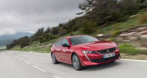 Can Peugeot's new 508 really revive the flagging fortunes of saloon cars?