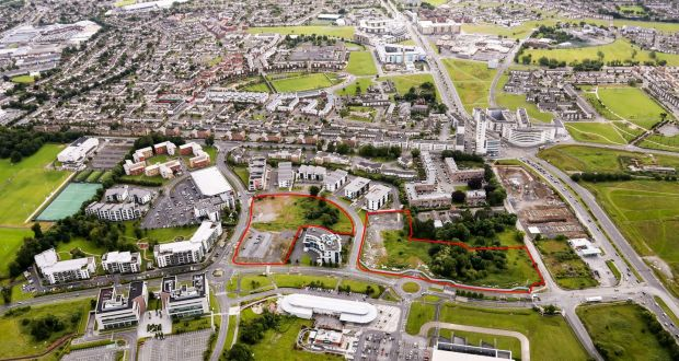 two sites at santry business campus sell for over 10m