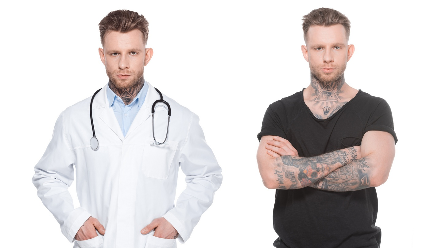 I Would Be Horrified To See Tattoos Or A Nose Ring On An Attending Doctor