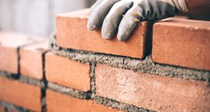 There is nothing in the legislation to say you have to go to a registered contractor for your self-build. Photograph: iStock