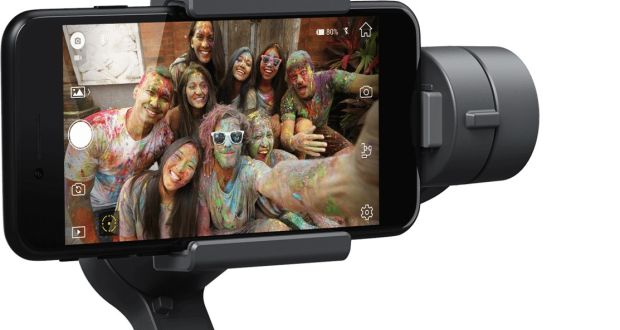 Get a steadier grip on video footage with DJI Osmo Mobile 2