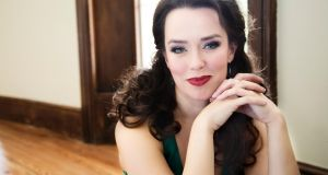 Mezzo-soprano Sharon Carty stars in Orfeo at the Town Hall Theatre in Galway