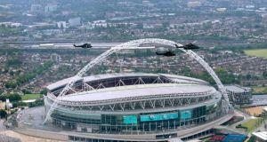 The sale of Wembley Stadium could help improve grassroots football in England. Photograph:  Matt Cardy/Getty Images