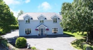 A home for sale in Ballybeg, Ennis, Co Clare