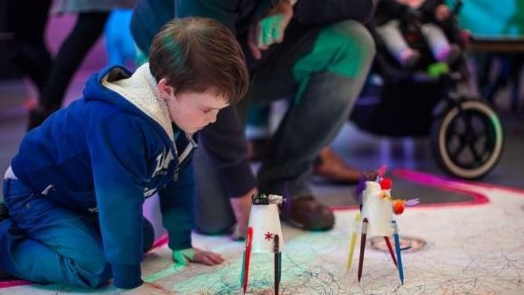 Be Curious: There is so much to explore at the Festival of Curiosity.