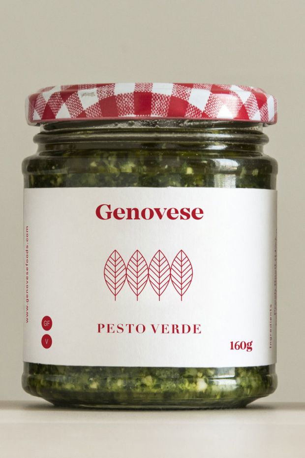 What S Really In A Jar Of Pesto Sauce
