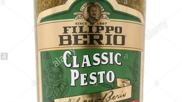 Filippo Berio is made in Liguria with plenty of Italian ingredients and added sugar and potato flakes