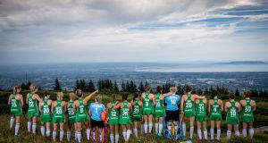 The Ireland Women's hockey team are primed for the World Cup. Photo: Morgan Treacy/Inpho