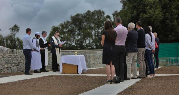 non denominational graveyard opens in killarney