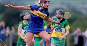 Tipperary's Orla O'Dwyer: dual players like her are consistently facing and making   unnecessary decisions. Photograph:  Dan Sheridan/Inpho