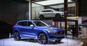Volvo Cars is shifting XC60 SUV production for the US market to Europe from China to avoid Washington's new tariffs on Chinese imports