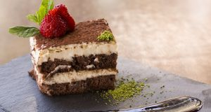 Two portions of tiramisu supposedly contain enough alcohol to push you over the drink driving limit. Photograph: iStock