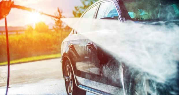 Waterless Car Washes Maybe Just Let Your Car Stay Dirty