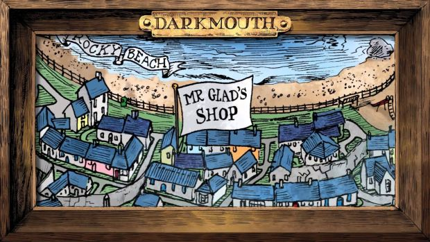 Darkmouth: the last of the Blighted Villages