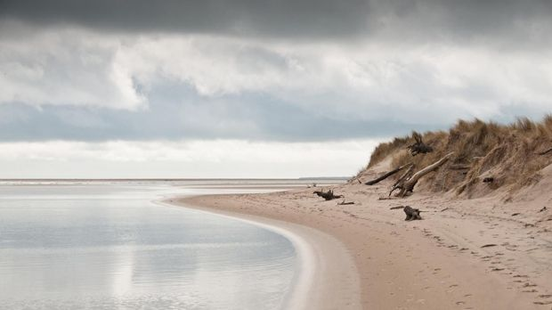 2. Curracloe Beach in Ballinesker, Co Wexford starred in the movie Brooklyn. Photograph: Gearóid Gibbs/PA Wire