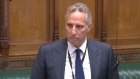 Ian Paisley makes emotional apology to House of Commons
