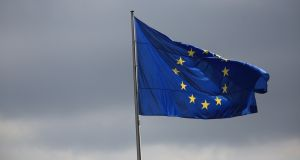 The commission has proposed that the court issue a large fine to Ireland. Photograph: Krisztian Bocsi/Bloomberg