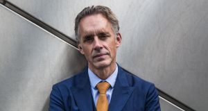 Jordan Peterson: neither a Christ figure nor a sexist, transphobic, tyrannical Antichrist. Photograph: James Forde