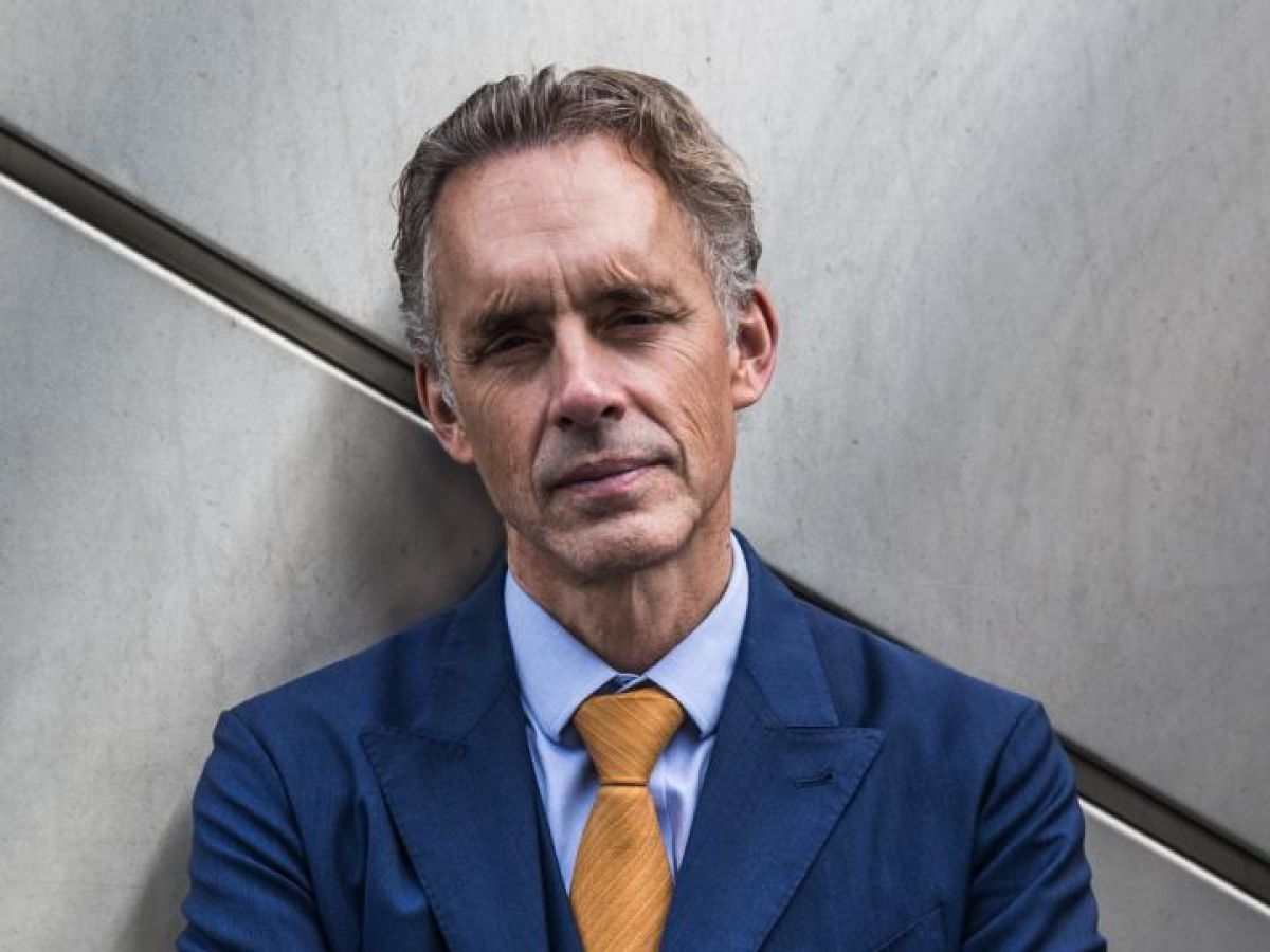Th granja Año Nuevo Lunar  Jordan Peterson: 'What the hell's wrong with self-help books?'