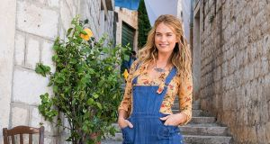 Meryl before she was mamma: Lily James in Mamma Mia! Here We Go Again