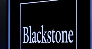 Blackstone Group is making a dent in its war chest of cash, finding opportunities even as asset values rise. Photograph: Brendan McDermid/Reuters