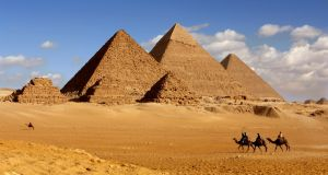 Visit the tomb of King Tutankhamun and see the ancient Pyramids and timeworn Sphinx with a visit to Egypt.