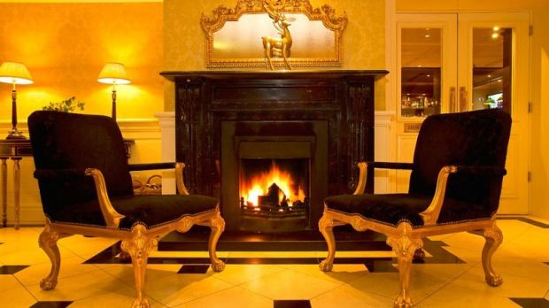 The Step House Hotel is on the Main Street in Borris, Co Carlow
