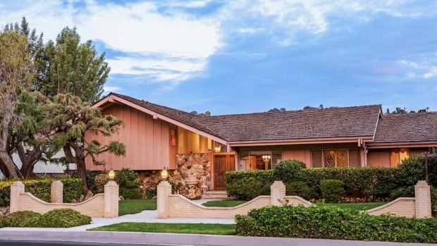 The Brady Bunch property as it looks tioday