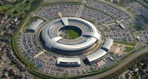 The UK's GCHQ intelligence agency in Cheltenham.  Photograph: GCHQ/PA Wire