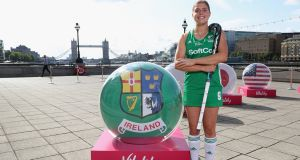 Ireland captain Katie Mullan. Photo: PA