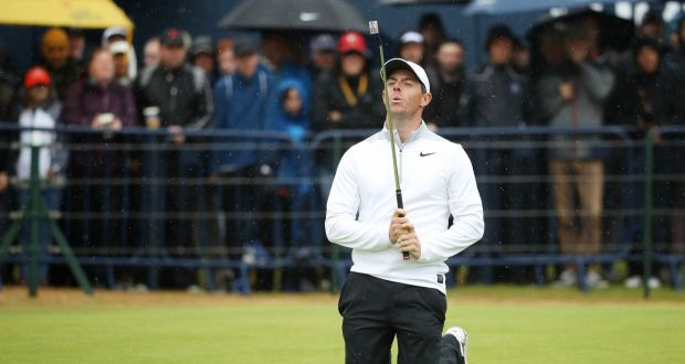 Claret And Banter >> Rory Mcilroy Plans All Guns Blazing Assault On Claret Jug