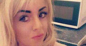 Danielle Carroll, from Tallaght, Dublin, who took her own life in a Co Kildare hotel.