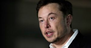 Elon Musk: his paedo slur is further evidence the Tesla founder is a very thin-skinned soul who cannot stand having his judgment questioned. Photograph: Kiichiro Sato/AP