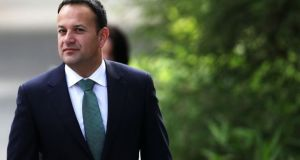 Taoiseach Leo Varadkar said Government intended to let local groups take the lead in marking events of the period. Photograph: Brian Lawless/PA